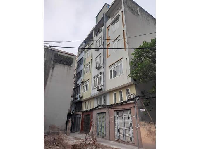 Bán nhà phố Trần Cung - Cầu Giấy