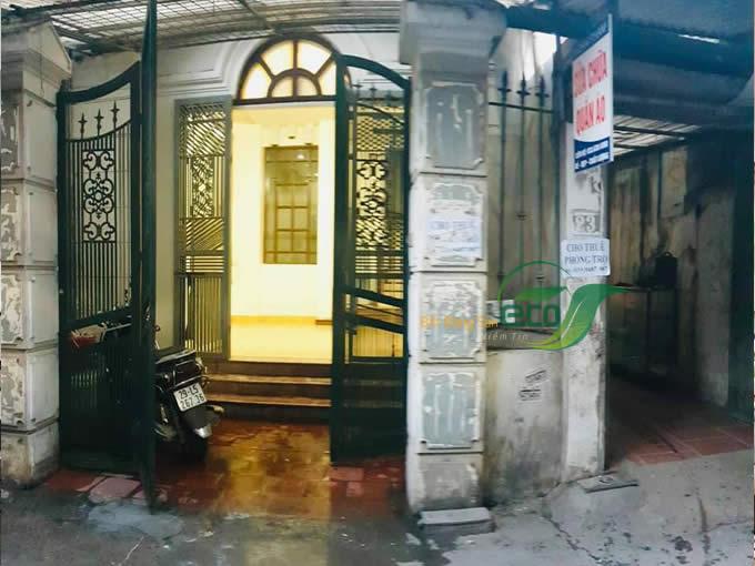 Bán nhà gần trường đại học cạnh bệnh viện 198