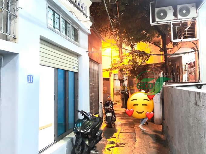Bán nhà 3 tầng ngõ 44 Trần Thái Tông