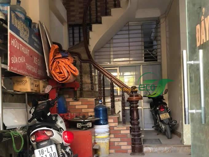 Bán nhà 5 tầng Trần Thái Tông