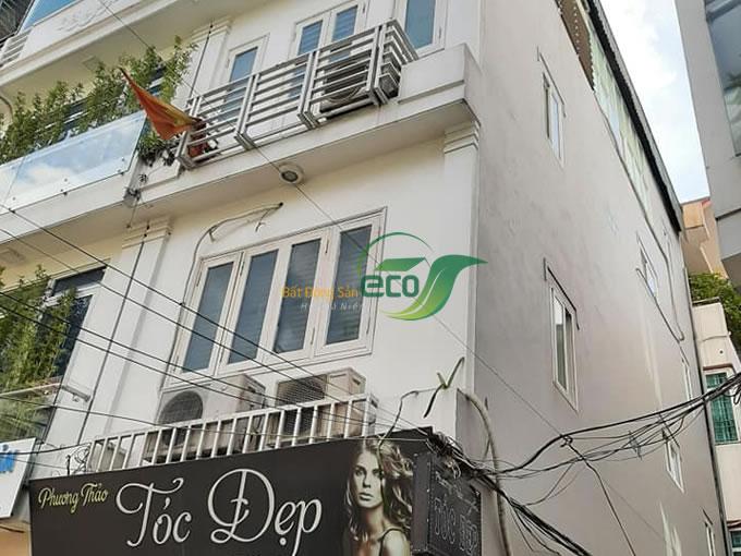 Bán nhà 5 tầng Nguyễn Ngọc Vũ