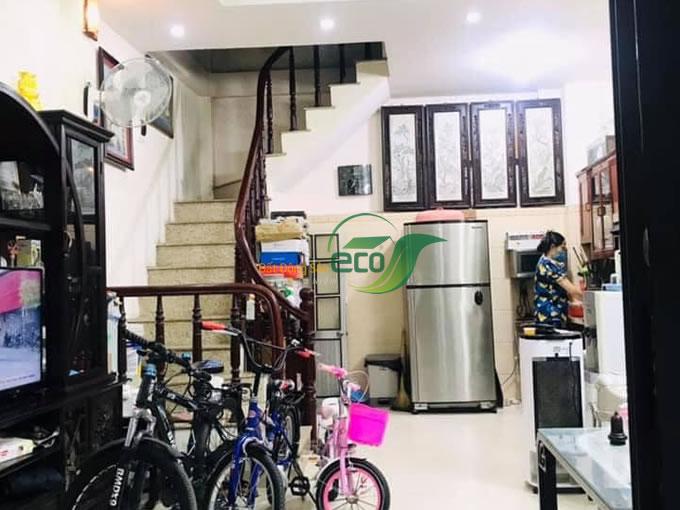 Bán nhà 5 tầng Yên Hòa