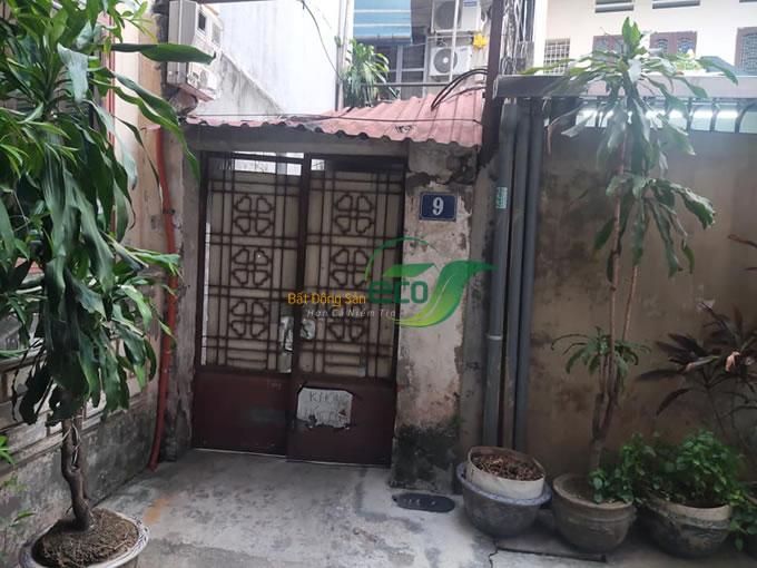 Bán đất tặng nhà 3 tầng Đống Đa