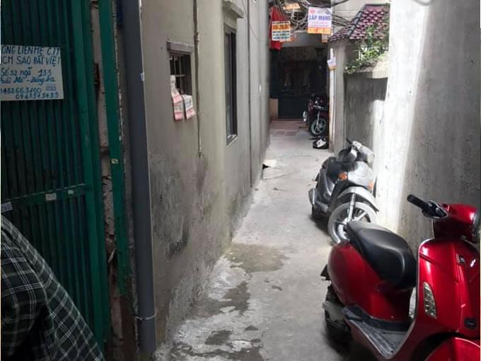 Bán đất tặng nhà 2 tầng Thái Thịnh