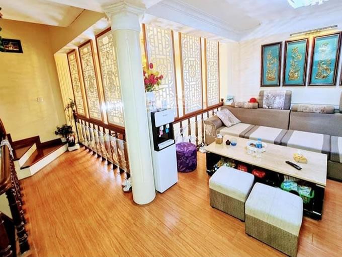 Bán nhà 4 tầng Thái Thịnh 1