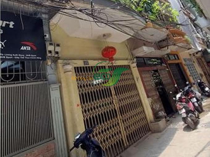 Bán nhà 4 tầng Nguyễn Ngọc Nại