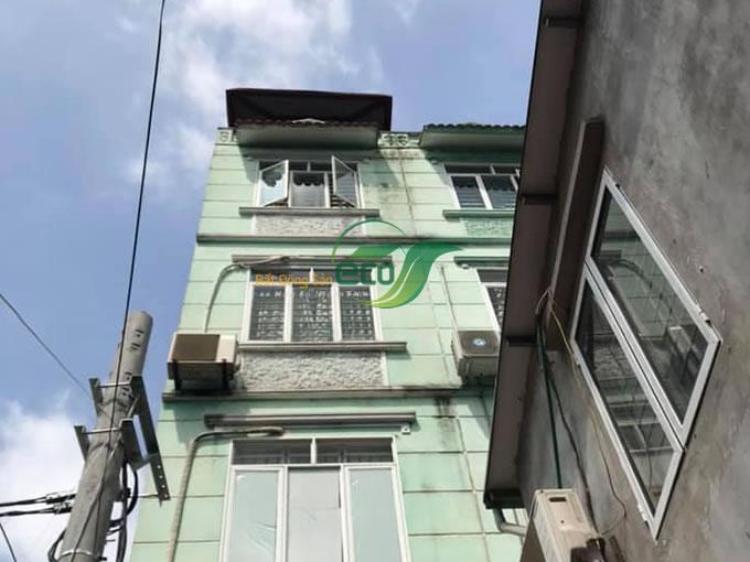 Bán nhà 5 tầng Bùi Xương Trạch