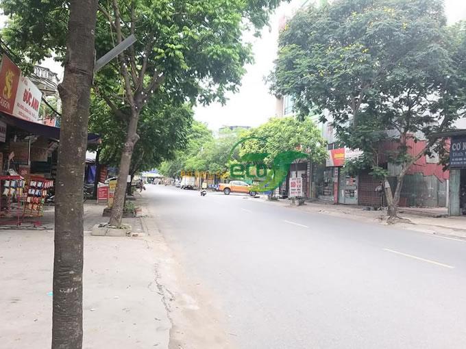 Bán nhà 4 tầng Mậu Lương
