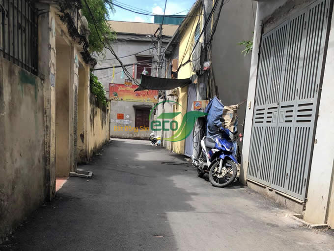 Bán nhà riêng tại Đa Xỹ, Hà Đông, ngõ rộng, ô tô chạy qua